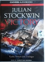 Victory written by Julian Stockwin performed by Christian Rodska on Cassette (Unabridged)
